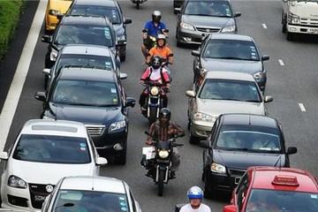 Singapore mạnh tay chi hơn 2.600 USD cho mỗi người dân nếu chịu bỏ xe máy cũ