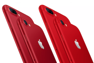 Rộ tin iPhone 8/8 Plus màu đỏ ra mắt hôm nay