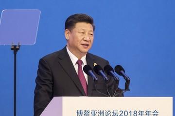 Chứng khoán châu Á tăng điểm sau phát biểu 'mở cửa' của Chủ tịch Trung Quốc