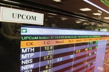HNX thông báo 95 mã trong danh sách cảnh báo NĐT trên UPCoM