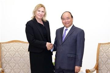 Thủ tướng mong IFC tiếp tục đồng hành cùng Việt Nam
