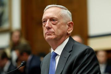 Bộ trưởng Quốc phòng Mỹ tuyên bố chưa tìm ra bằng chứng tấn công hoá học ở Syria
