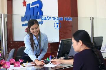 MBBank (mẹ) lãi quý I tăng 65%, thu nhập nhân viên bình quân 27 triệu đồng/tháng