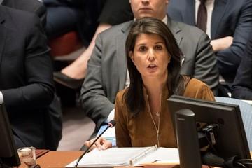 Mỹ cảnh báo sẽ lại tấn công nếu Syria tiếp tục sử dụng vũ khí hóa học
