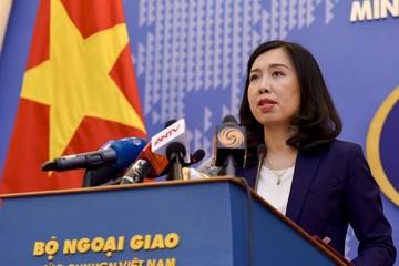 Việt Nam lên tiếng về các diễn biến mới tại Syria