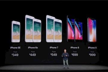 iPhone X tiếp theo sẽ có giá 1.100 USD, Apple đang