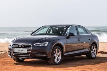 Audi triệu hồi A4 và A5 Sportback tại Việt Nam
