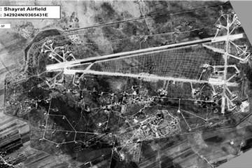 NÓNG: Vừa bị tập kích bằng tên lửa, phòng không Syria bắn hạ mục tiêu ở độ cao cực thấp