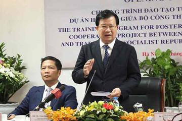 Đã có 29 doanh nghiệp Việt làm nhà cung ứng cấp 1 cho Samsung