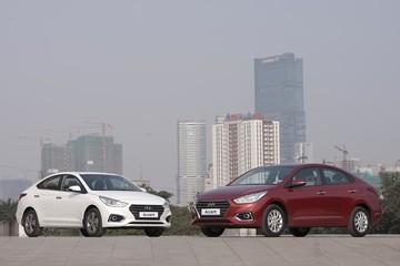 Hyundai Accent 2018, đối thủ của Toyota Vios giá từ 425 triệu đồng tại Việt Nam