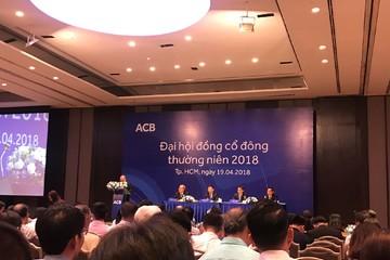 ACB: Quý 1 ước đạt lợi nhuận 1.491 tỷ đồng