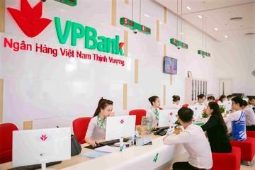 VPBank lãi trước thuế hợp nhất quý I đạt 2.619 tỷ đồng, ROE tăng lên hơn 34%