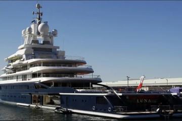 Tỷ phú Nga mất du thuyền nửa tỷ USD vì li hôn