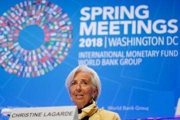 Hội nghị Mùa xuân IMF – WB: Các quan chức tài chính hàng đầu nói gì về nền kinh tế thế giới?