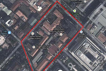 TP HCM được khuyên xây trung tâm hành chính mới ở Thủ Thiêm