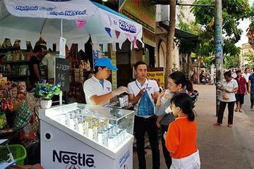 Thuế về 0%, Nestle Việt Nam lại tăng giá sữa từ 1/5/2018