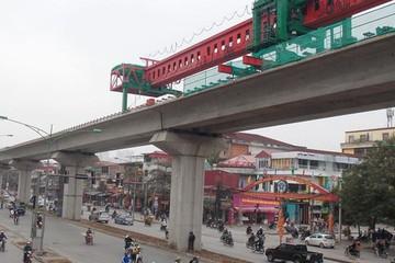 Xin ý kiến Quốc hội điều chỉnh tuyến metro số 2 Hà Nội
