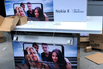 Nokia X màn hình tai thỏ ra mắt vào 16/5
