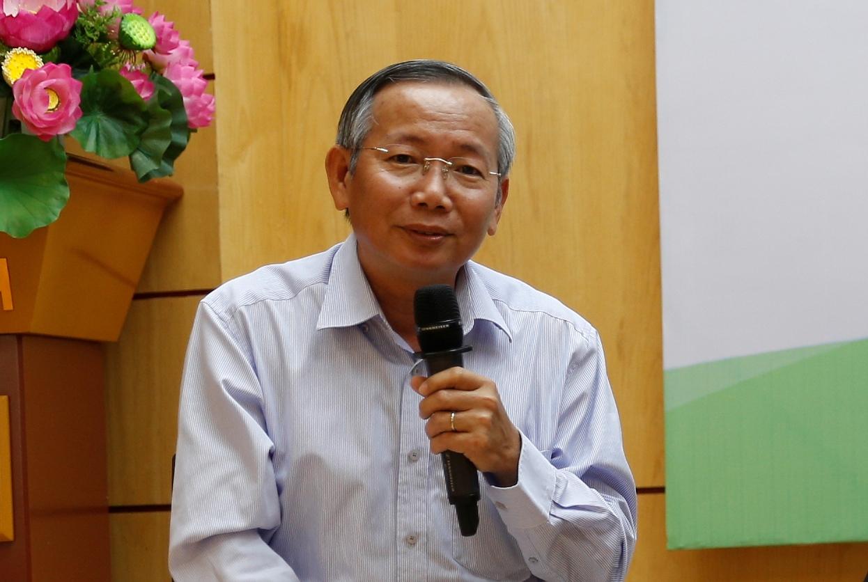 Ông Trương Phú Chiến giữ chức Chủ tịch HĐQT Bibica