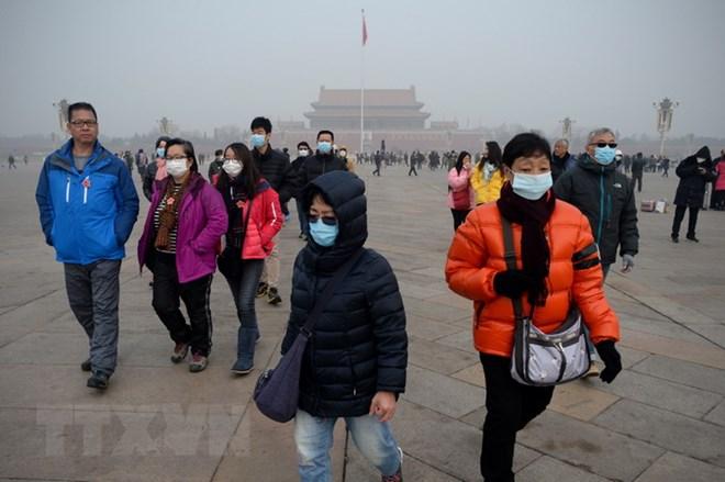 Trung Quốc cấm các dự án gây ô nhiễm không khí ở 3 thành phố