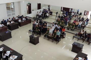 Tuyên án OceanBank: Y án tử hình với Nguyễn Xuân Sơn