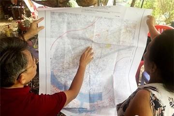 Dân bị giải toả ở Thủ Thiêm: Ai đã nhìn thấy bản đồ 1/5.000?