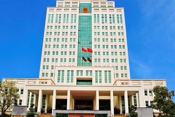 Bộ TNMT thông tin thêm về kết luận thanh tra của Bộ Tài chính