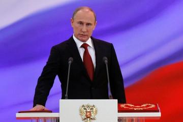 Putin hôm nay nhậm chức tổng thống lần thứ 4