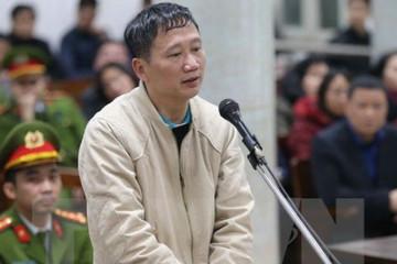 Ông Trịnh Xuân Thanh bất ngờ rút kháng cáo, chấp nhận bản án chung thân