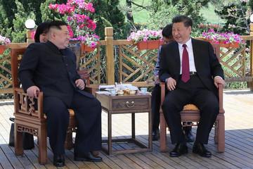 Kim Jong-un đến Trung Quốc lần hai, gặp Tập Cận Bình