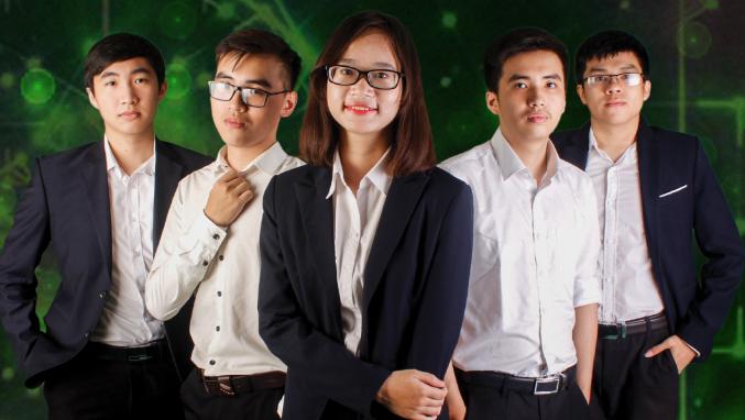 Lộ diện 5 gương mặt tài năng của chung kết Go Finance 2018