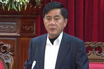 Ông Trần Cẩm Tú làm Chủ nhiệm Uỷ ban Kiểm tra Trung ương