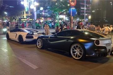 Bùng nổ giới trung lưu, Việt Nam mua siêu xe, xe siêu sang nhiều nhất khu vực