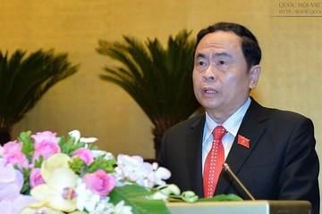 Bầu bổ sung uỷ viên Ban Bí thư, khai trừ đảng ông Đinh La Thăng