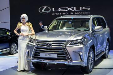 Lexus Việt Nam và nỗi buồn mang tên 'doanh số'