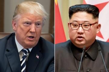 Trump - Kim sẽ gặp tại Singapore giữa tháng 6