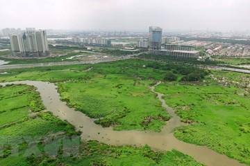 Dự án Khu đô thị mới Thủ Thiêm: