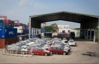 Đề nghị tái xuất 256 xe BMW vô chủ ở cảng Cái Mép