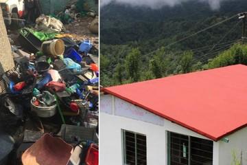 Start-up Mexico giúp biến 2 tấn rác nhựa thành nhà ở