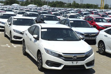 Ôtô Thái Lan lại áp đảo thị trường xe nhập sau 1 tuần vắng bóng