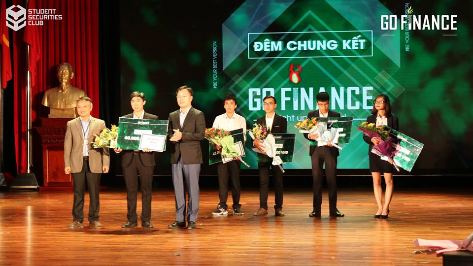 Sinh viên Đại học Ngoại thương vô địch cuộc thi Go Finance 2018