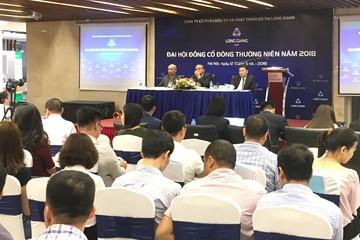 ĐHĐCĐ Long Giang Land: Kế hoạch lãi ròng 2018 tăng 25%, bàn giao và khai thác dự án Rivera Park tại Hà Nội và TPHCM