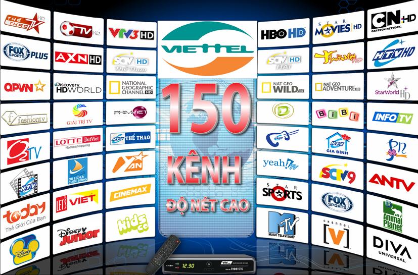 Sau VTVCab, đến lượt Viettel bị xử lý vì cắt loạt kênh truyền hình