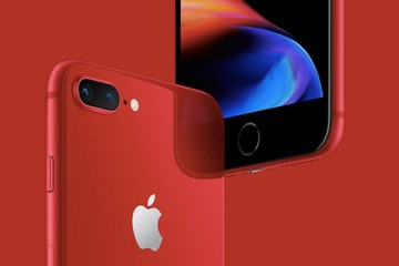 iPhone 8/8 Plus màu đỏ chính hãng lên kệ tại Việt Nam, giá từ 21 triệu đồng