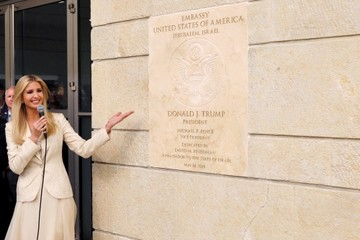 Mỹ mở đại sứ quán tại Jerusalem