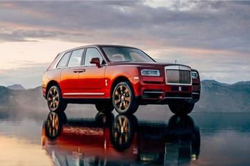 SUV siêu sang Rolls-Royce Cullinan có giá hơn 41 tỷ đồng tại Việt Nam
