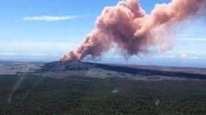 Hawaii đối mặt nguy cơ núi lửa phun trào mạnh