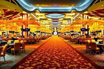 Vốn tối thiểu của Khu dịch vụ, giải trí có casino tại đặc khu kinh tế là 45.000 tỷ đồng