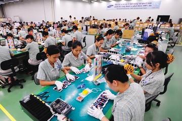 Xuất khẩu điện thoại và linh kiện sang Trung Quốc cao gấp 5 lần