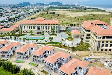 Chủ đầu tư Sheraton Đà Nẵng lỗ hơn 46 tỷ trong quý I